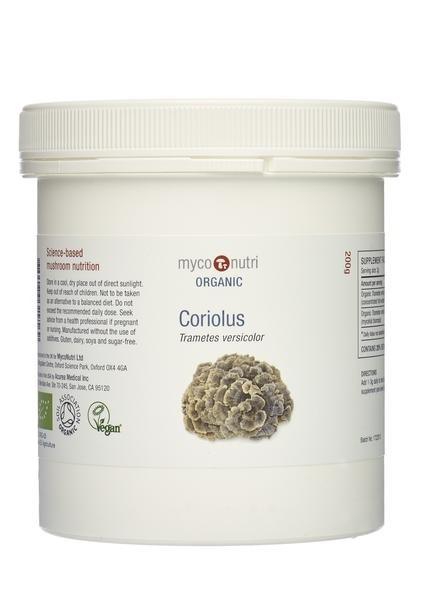 Organic MycoNutri Coriolus - 200g