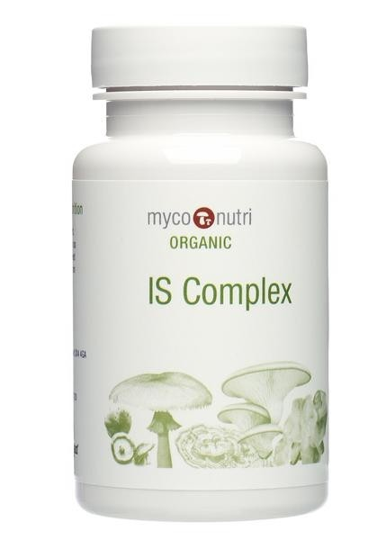 MycoNutri Organic IS Complex 60 capsules