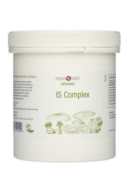MycoNutri Organic IS Complex 200g powder