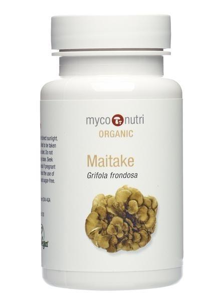 Organic MycoNutri Maitake - 60 vcaps