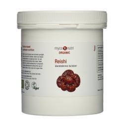 MycoNutri Organic Reishi powder 200g (Ganoderma lucidum)