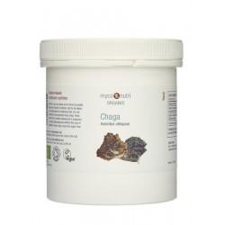 MycoNutri Organic Chaga powder 200g (Inonotus obliquus)