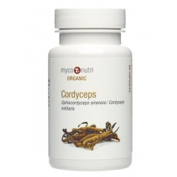 MycoNutri Organic Cordyceps - 60 vcaps
