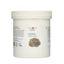 MycoNutri Organic Coriolus 200g powder (Trametes versicolor)