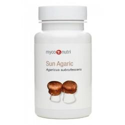 MycoNutri Sun Agaric 60 Capsules (Agaricus subrufescens)