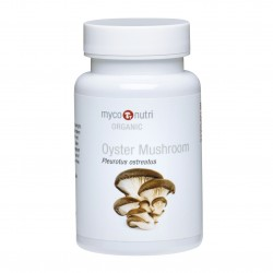 Organic MycoNutri Oyster Mushroom - 60 vcaps