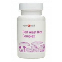 MycoNutri Red Yeast Rice Complex 60 Capsules